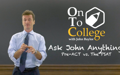 Ask John Anything! – PreACT vs. PSAT