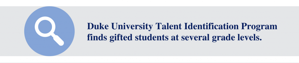 Purpose of Academic Talent Search Programs