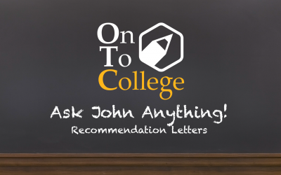 Ask John Anything! – Recommendation Letters