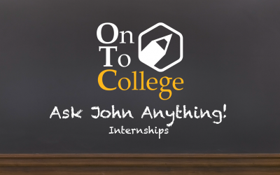 Ask John Anything! – Internships