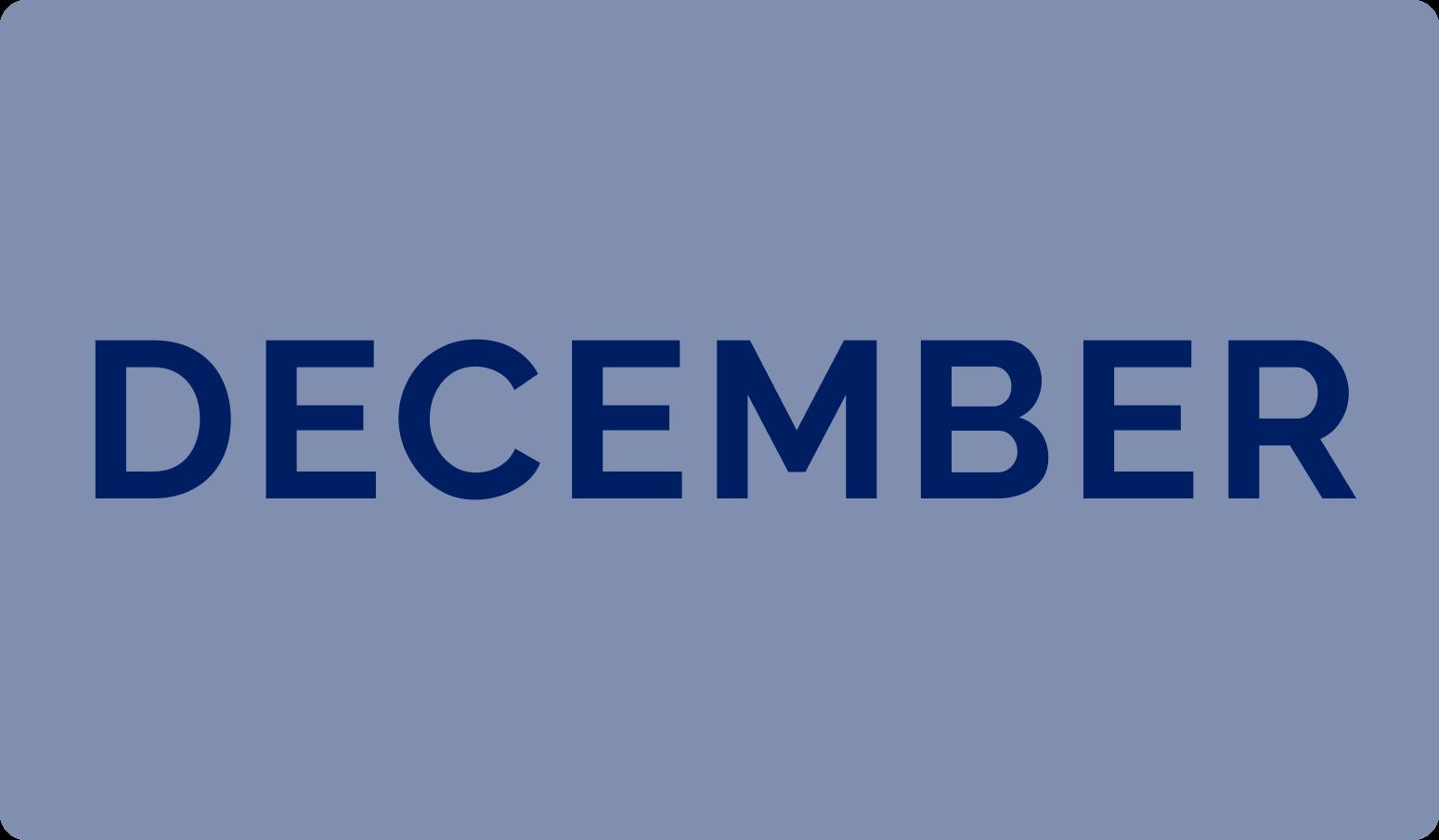 December ACT test