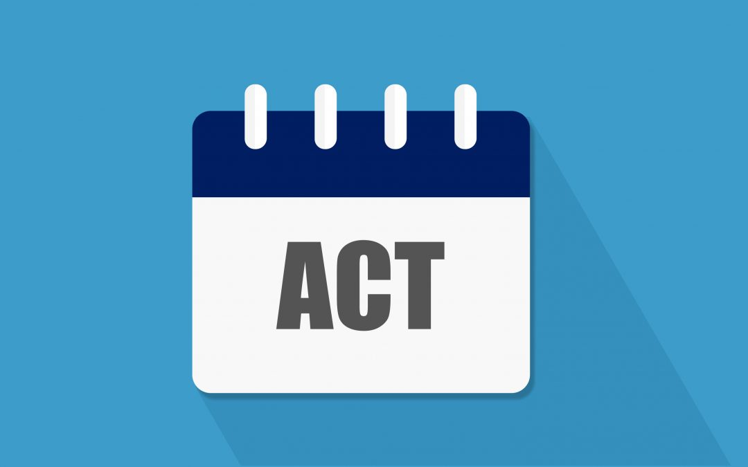 When Are the ACT Test Dates in 2021?