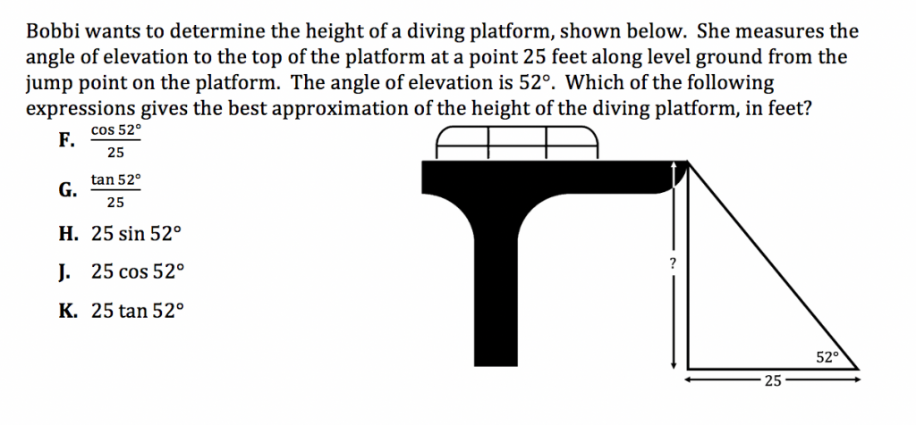 ACT Math Practice Question 8