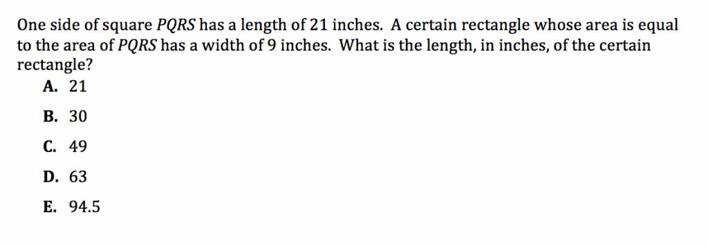 Math Practice Question 3