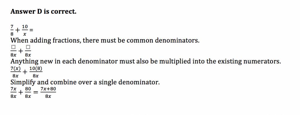 Question 1 - Solution