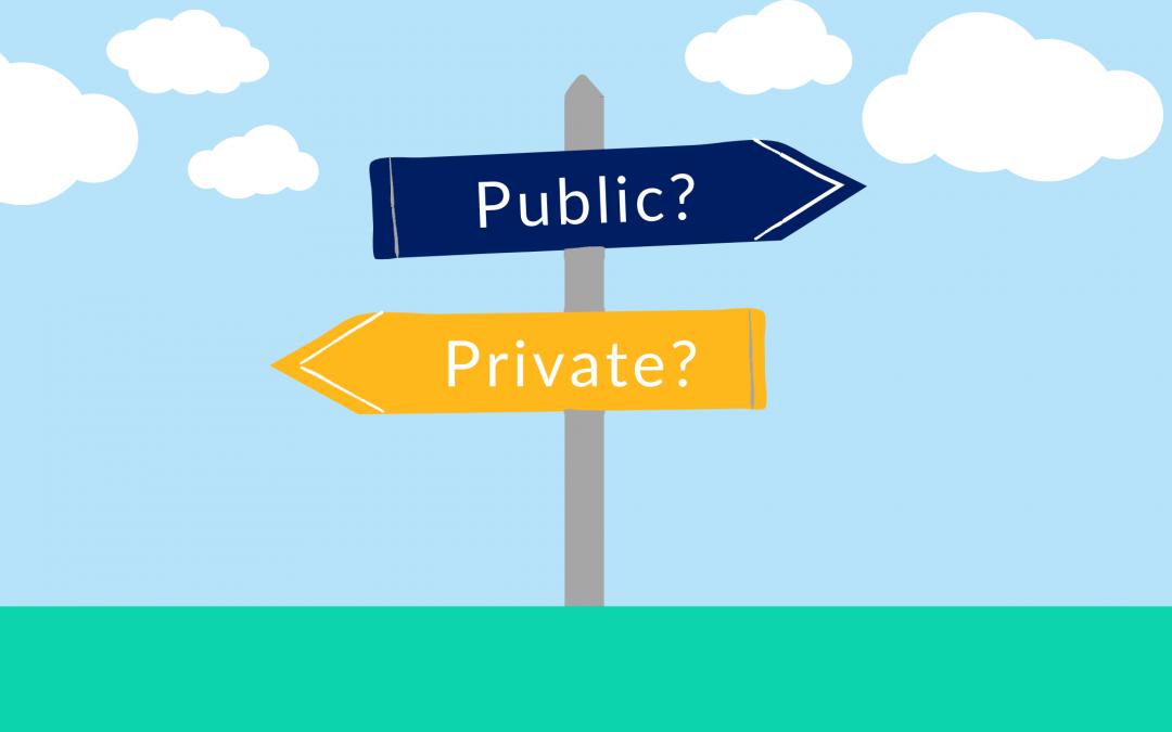 Private vs. Public College: Which Should You Attend